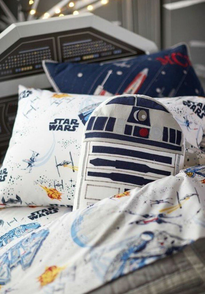 formidable housse couette star wars chambre coucher enfant gar on des id es. Black Bedroom Furniture Sets. Home Design Ideas
