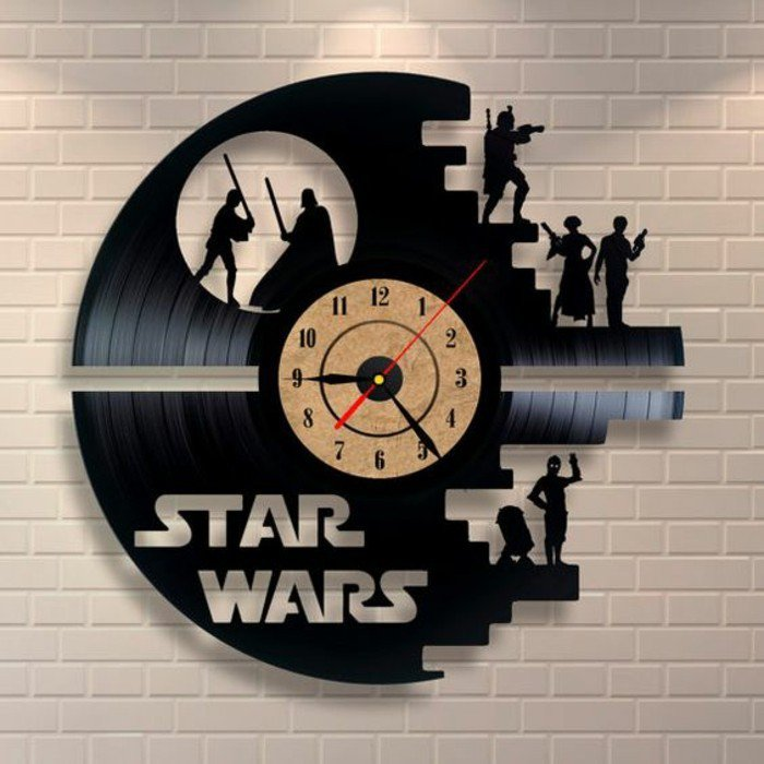45 id es de d coration de chambre star wars page 3 sur 5 for Chambre star wars