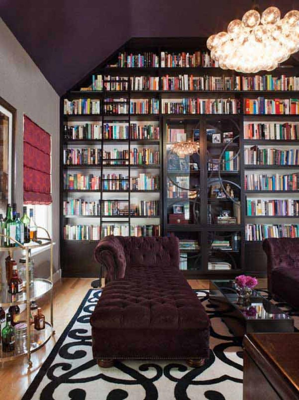 15 merveilleuses id es de biblioth ques pour ranger et mettre en valeur ses livres page 2 sur 2. Black Bedroom Furniture Sets. Home Design Ideas