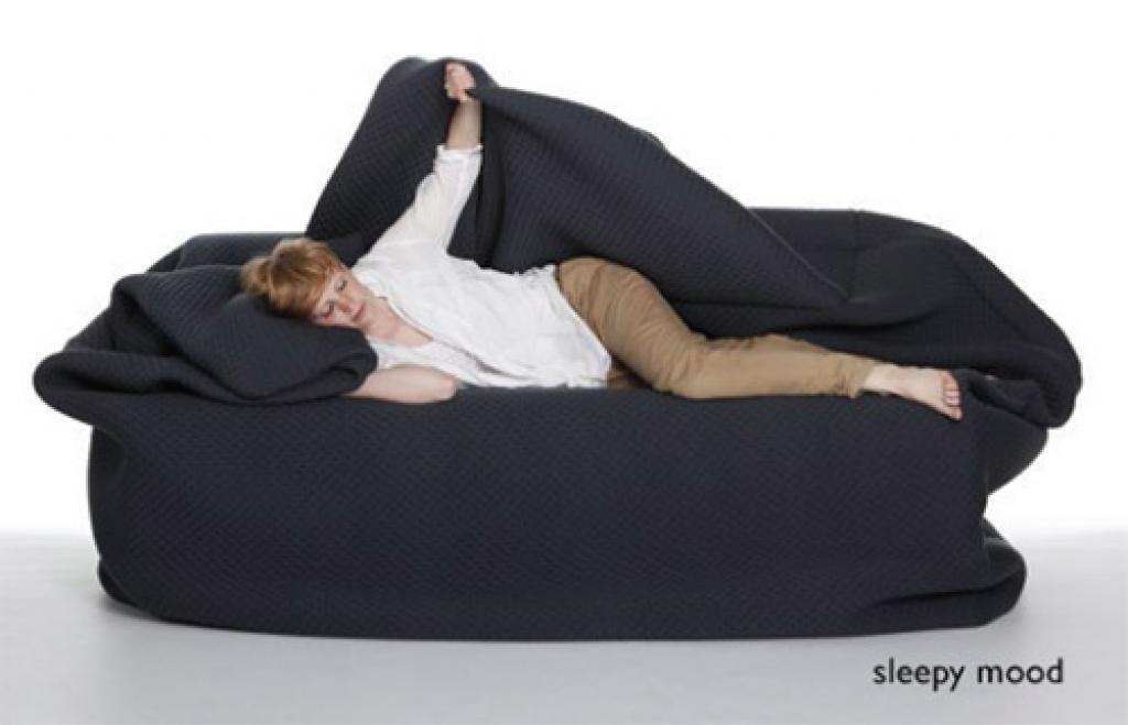 sofa/couverture