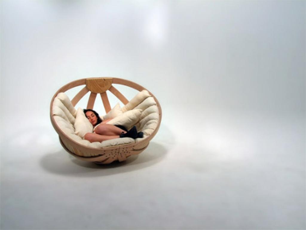 chaise idéale pour s'envelopper