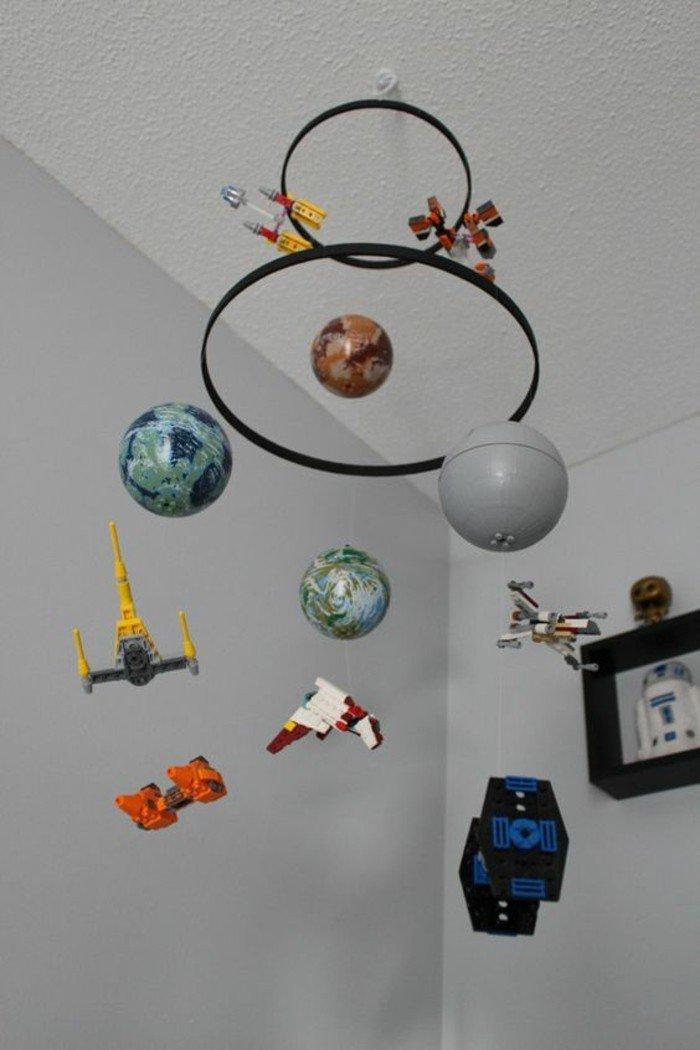45 id es de d coration de chambre star wars page 4 sur 5 des id es. Black Bedroom Furniture Sets. Home Design Ideas