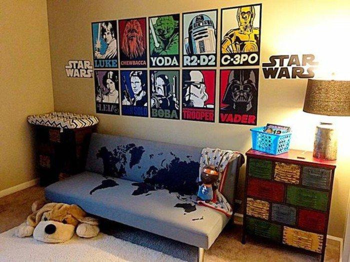 Idee deco chambre star wars 133633 la for Des idees de decoration maison