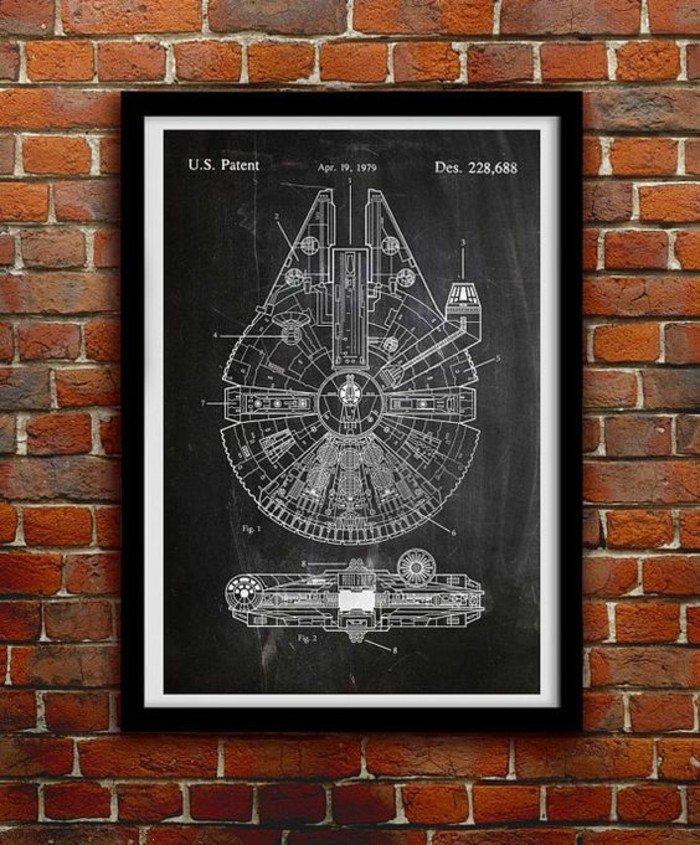 Peinture Chambre Star Wars : Idées de décoration chambre star wars page sur