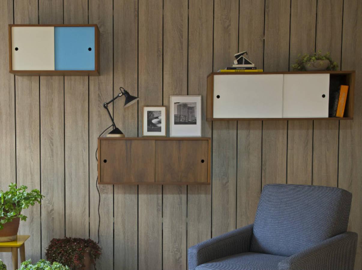30 rangements muraux pour un gain de place assur page 4 for Rangement mural chambre
