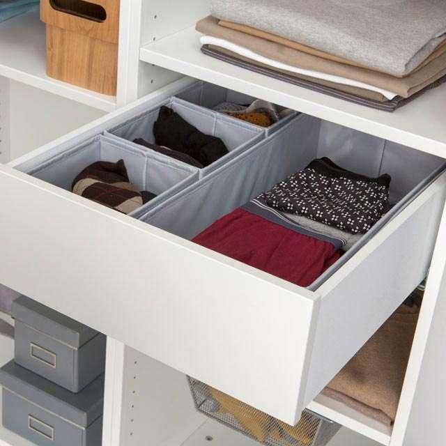 10 accessoires avoir pour une garde robe parfaitement organis e des id es. Black Bedroom Furniture Sets. Home Design Ideas