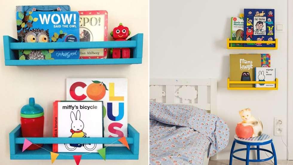 10 mani res de ranger les livres de votre enfant page 2 sur 2. Black Bedroom Furniture Sets. Home Design Ideas