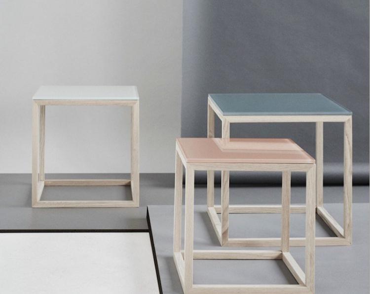 table de chevet moderne beautiful ensemble de chambre