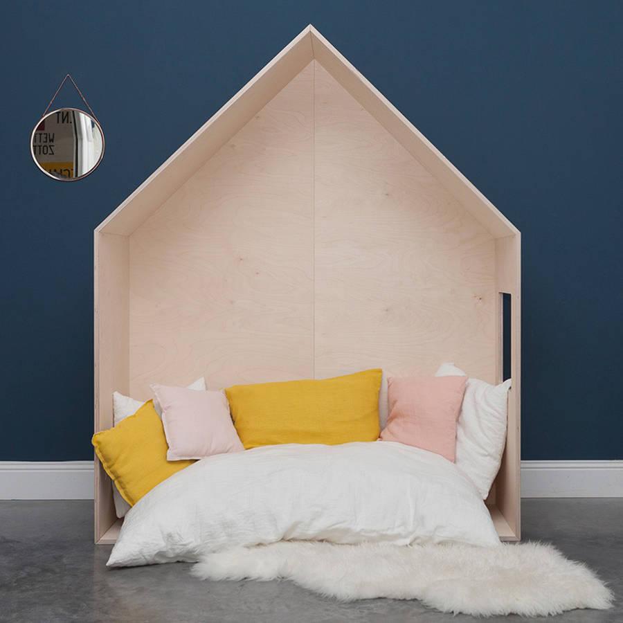 11 lits cabane pour la chambre de votre enfant. Black Bedroom Furniture Sets. Home Design Ideas