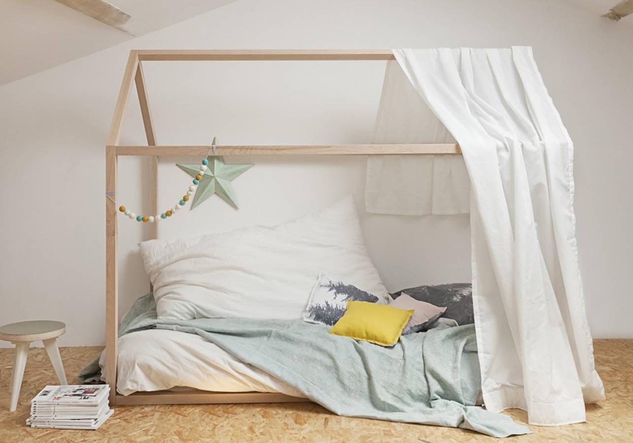 11 lits cabane pour la chambre de votre enfant page 2. Black Bedroom Furniture Sets. Home Design Ideas