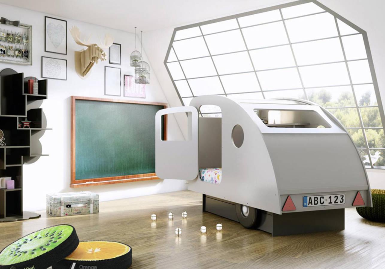 11 lits cabane pour la chambre de votre enfant des id es - Position pour faire l amour dans un lit ...
