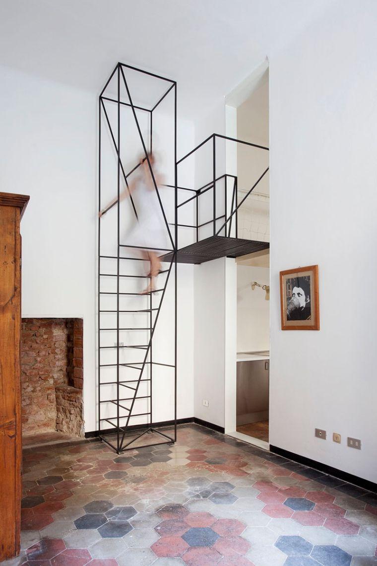 Amazing Escalier Peu De Place #11: 5/ Design Par Francesco Librizzi Studio
