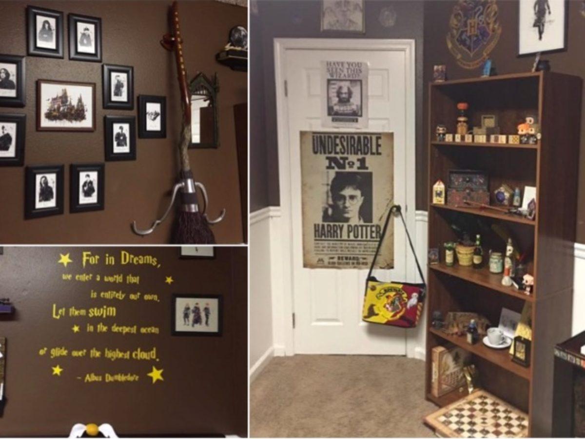 Deco Etats Unis Chambre une chambre d'enfant entièrement décorée sur le thème d