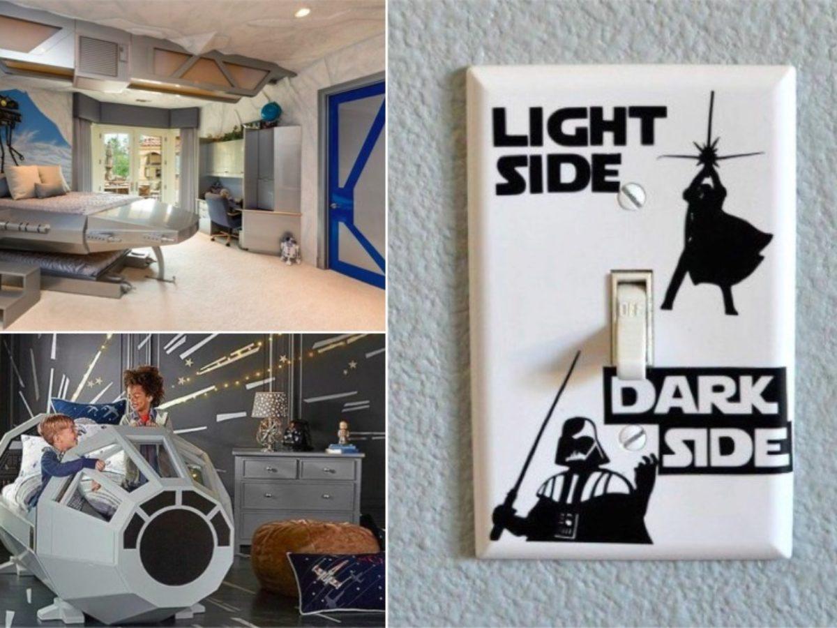 20 idées de décoration de chambre Star Wars