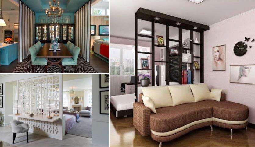 45 meubles de sparation pour un espace de vie organis - Meuble De Separation Design
