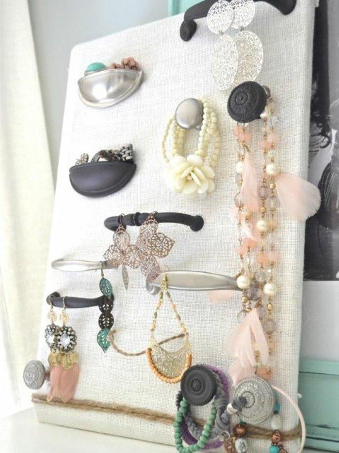 46 id es originales pour fabriquer un porte bijoux page 2 sur 5 des id es - Fabriquer porte bijoux ...