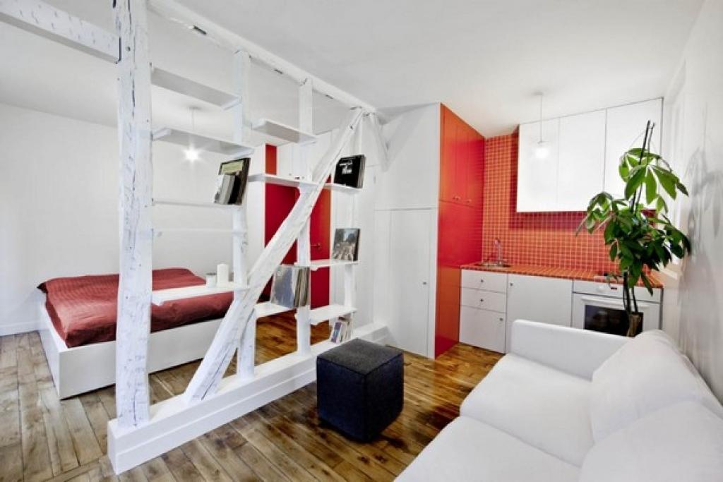 20 décors tendance pour votre studio ou petit appartement - Des idées