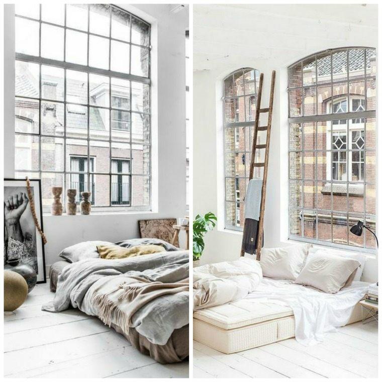 24 mod les de lit au ras du sol pour la chambre coucher page 3 sur 3 des id es. Black Bedroom Furniture Sets. Home Design Ideas