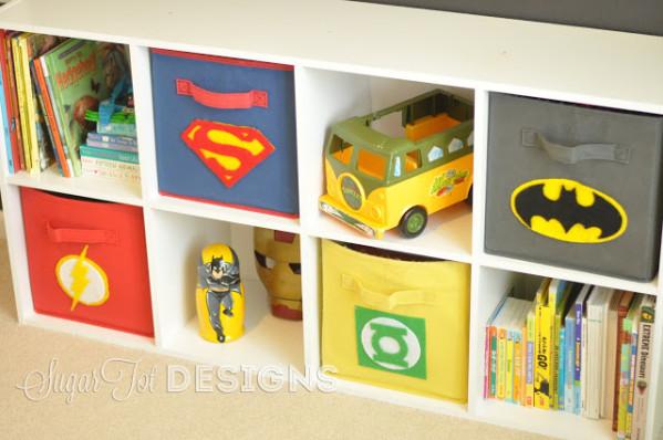 28 id es de d coration pour une chambre d 39 enfant sur le th me des super h ros page 2 sur 4 - Deco chambre super heros ...