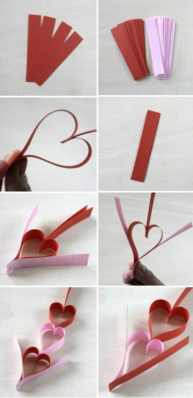 idees de guirlandes en papier pour une decoration
