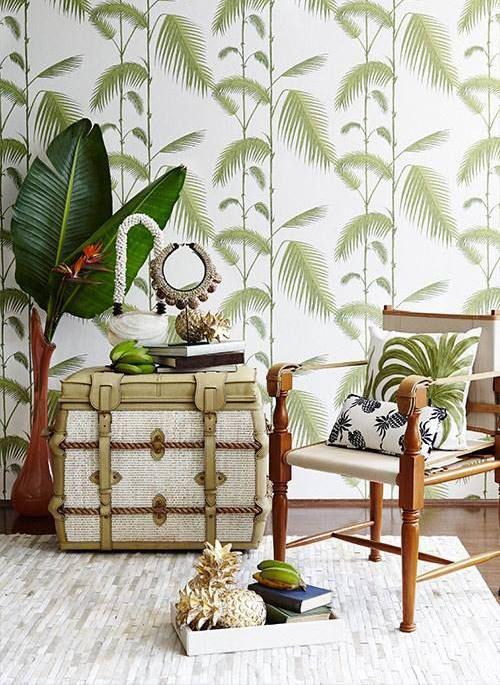 40 id es de d coration tropicale page 4 sur 4 des id es. Black Bedroom Furniture Sets. Home Design Ideas