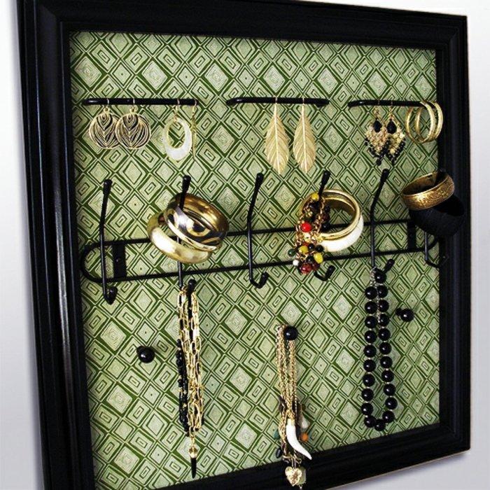 46 id es originales pour fabriquer un porte bijoux page 5 sur 5 des id es - Fabriquer porte bijoux ...