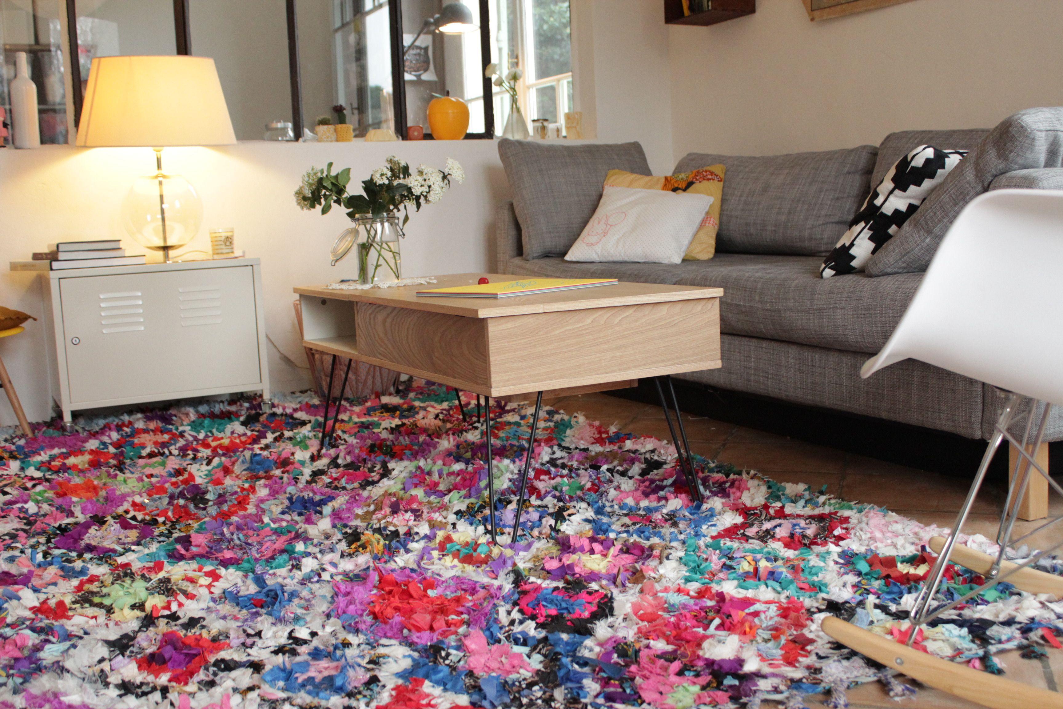 30 superbes tapis pour décorer son salon - page 3 sur 3 - des idées