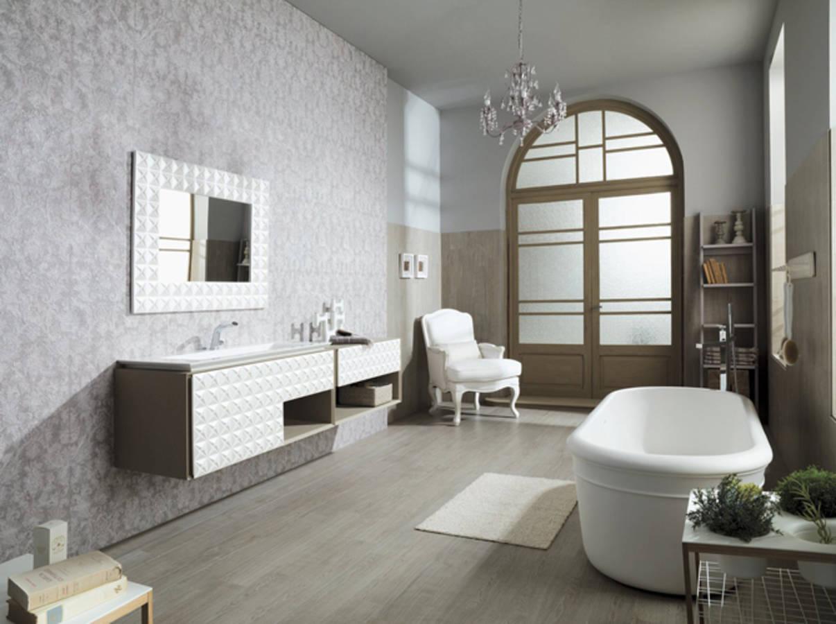 50 salles de bains pleines de charme et de romantisme page 5 sur 5 des id es. Black Bedroom Furniture Sets. Home Design Ideas