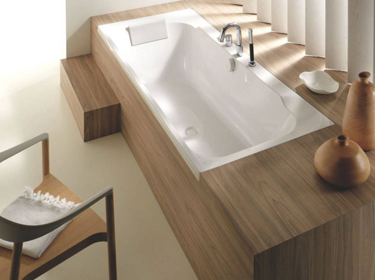 50 salles de bains pleines de charme et de romantisme page 2 sur 5 des id es. Black Bedroom Furniture Sets. Home Design Ideas