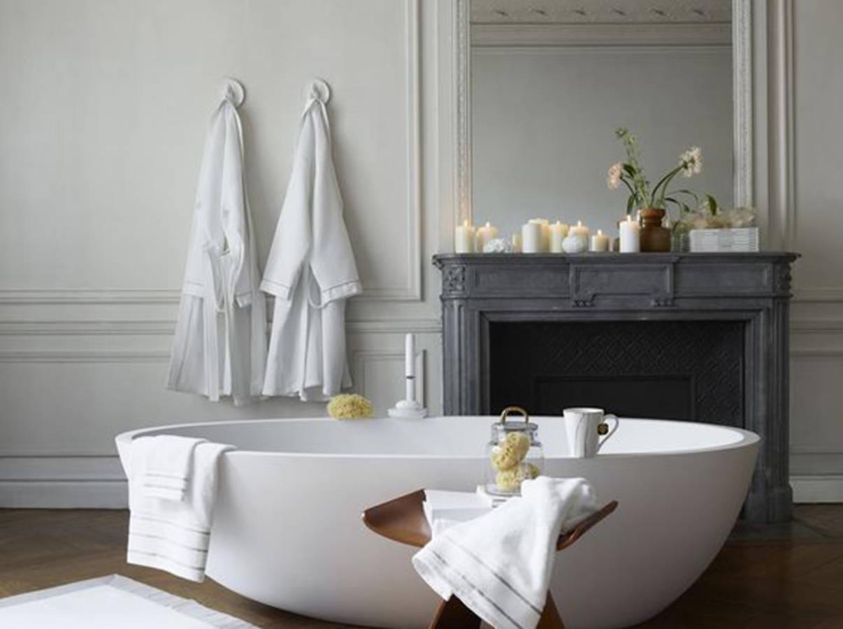 50 salles de bains pleines de charme et de romantisme