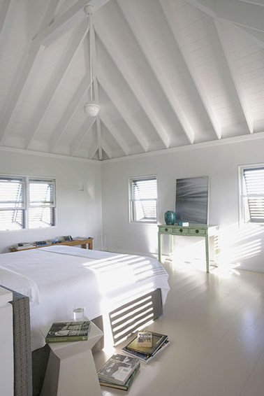 12 am nagements de chambre sous les combles. Black Bedroom Furniture Sets. Home Design Ideas