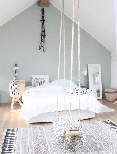 12 aménagements de chambre sous les combles - Des idées