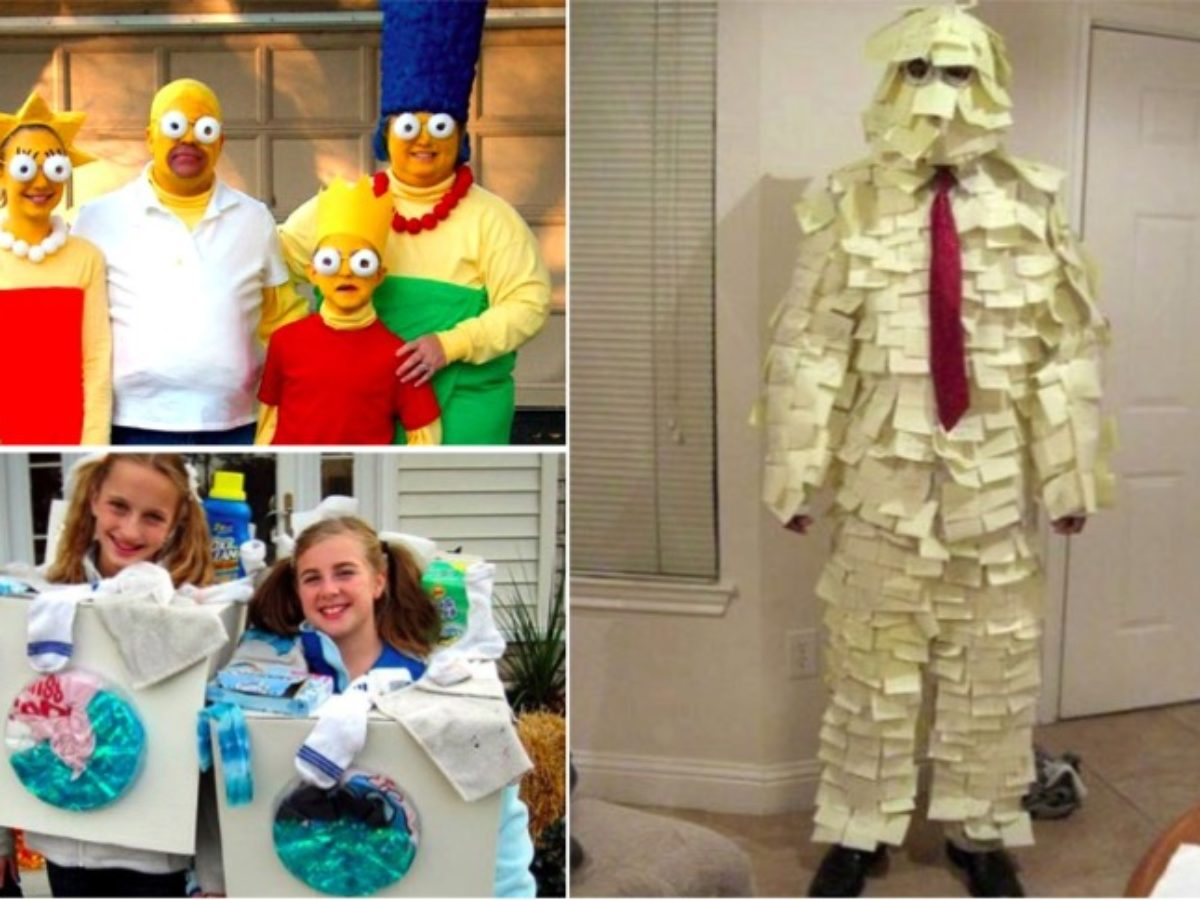 Carnaval 24 Idees De Costumes Ridicules A Faire Soi Meme