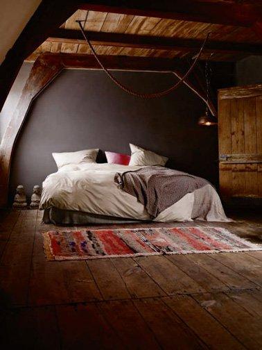 12 aménagements de chambre sous les combles