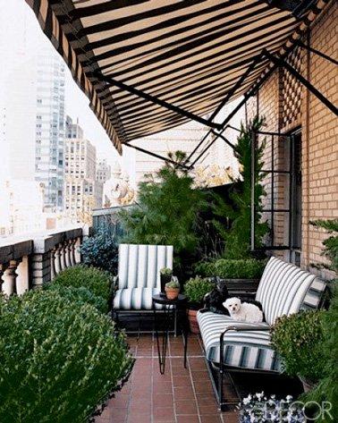 10 Décorations De Balcon Pour Vous Protéger Du Vis-À-Vis - Des Idées