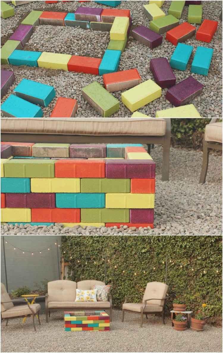 Idées De Foyers Extérieurs Pour Embellir Votre Jardin - Construire un foyer exterieur en pierre