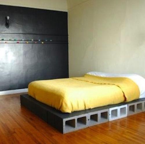 14 lits confortables et originaux faire vous m me des. Black Bedroom Furniture Sets. Home Design Ideas