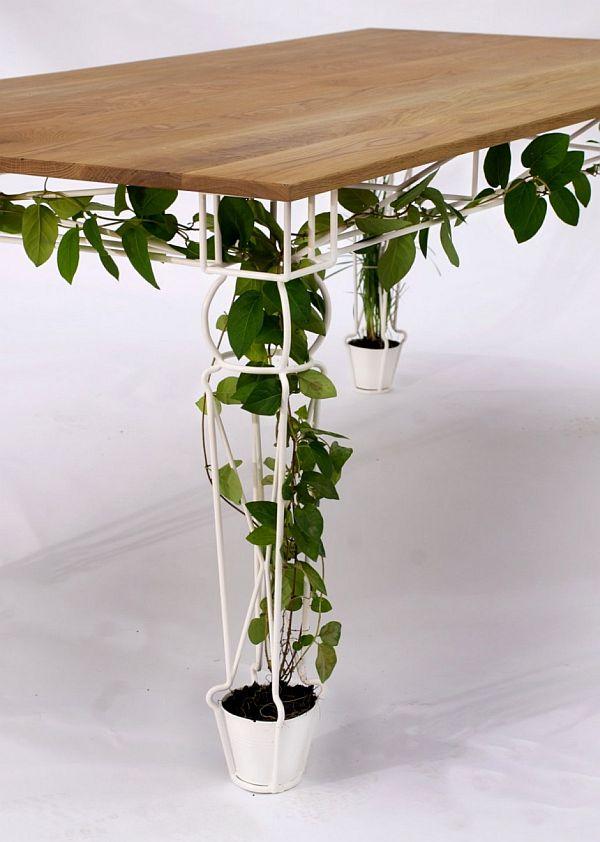 19 fa ons d 39 int grer les plantes dans votre d coration d 39 int rieur des id es. Black Bedroom Furniture Sets. Home Design Ideas