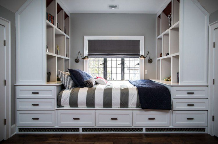 Small Bedroom Twin Bed Ideas