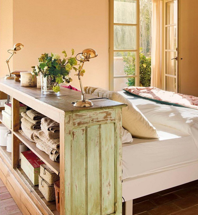 26 têtes de lit avec rangement intégré pour votre chambre - Page 3 sur 3