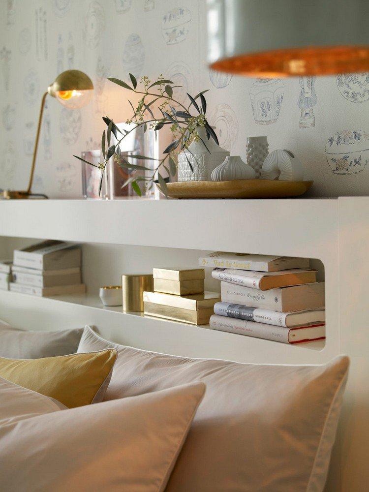 26 ttes de lit avec rangement intgr pour votre chambre - Tete De Lit Rangement