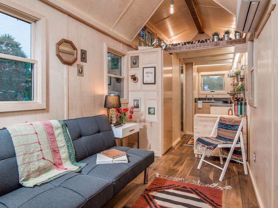23 mini maisons originales et habitables autour du monde page 2 sur 3 des id es for Petite maison luxueuse