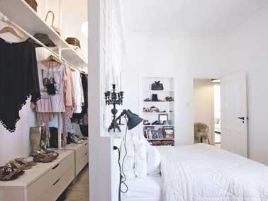 10 Manieres Astucieuses D Amenager Un Dressing Dans Une Chambre