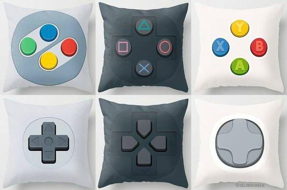 Idee deco salle theme jeux videos design de maison for Decoration maison games