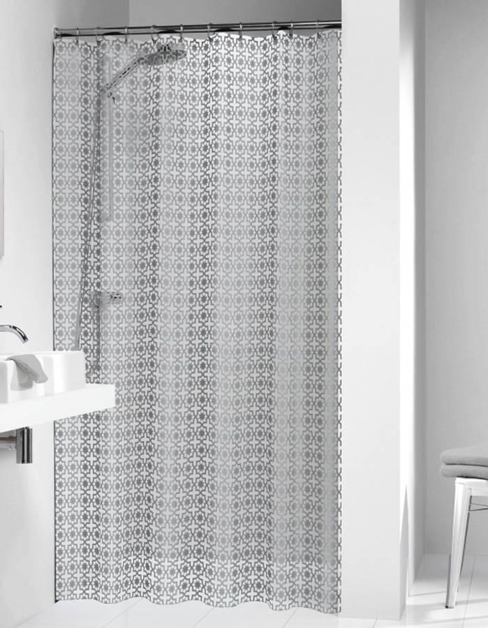 15 rideaux de douche pour une salle de bain tendance page 3 sur 3 des id es. Black Bedroom Furniture Sets. Home Design Ideas