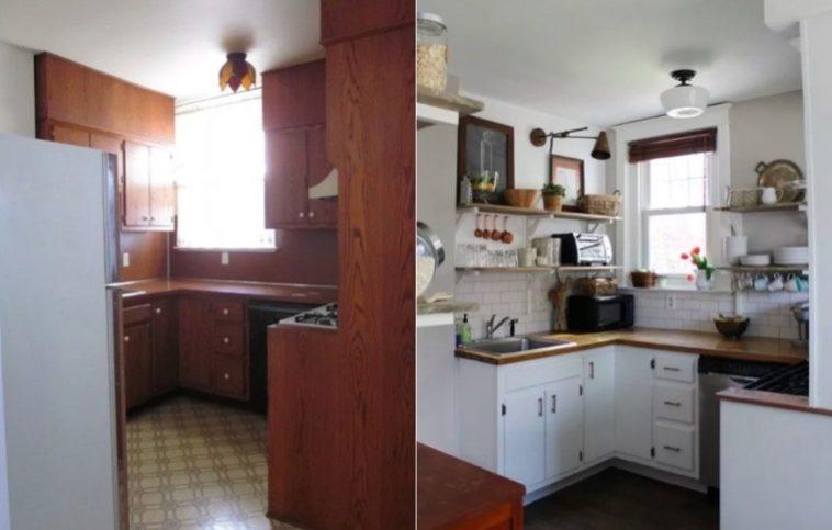 Avant - Après : 19 rénovations de cuisine à couper le souffle ...