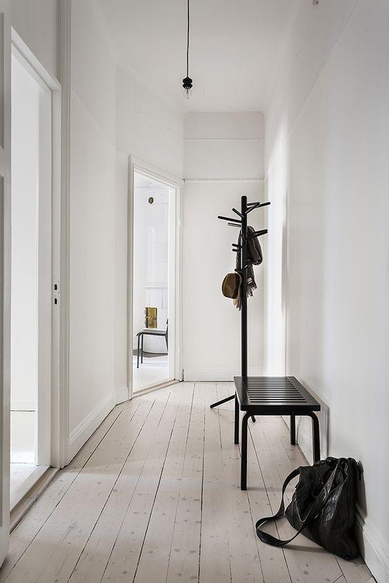 25 id es pour d corer votre couloir page 4 sur 5 des id es for Decoration epuree salon