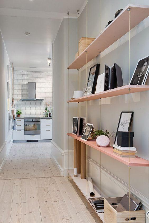 25 id es pour d corer votre couloir page 5 sur 5 des id es. Black Bedroom Furniture Sets. Home Design Ideas