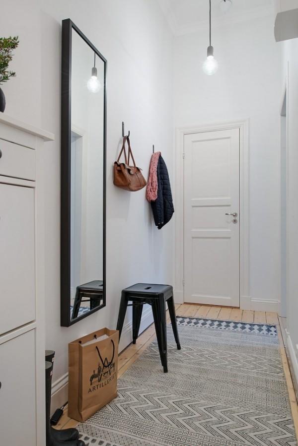 25 id es pour d corer votre couloir des id es - Deco peinture entree couloir ...