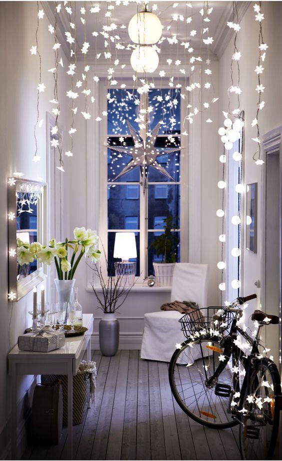 decoration-couloir-noel - Des idées